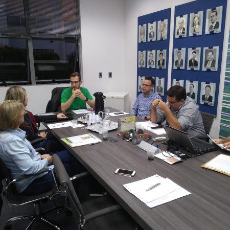 Reunião da Diretoria CDL
