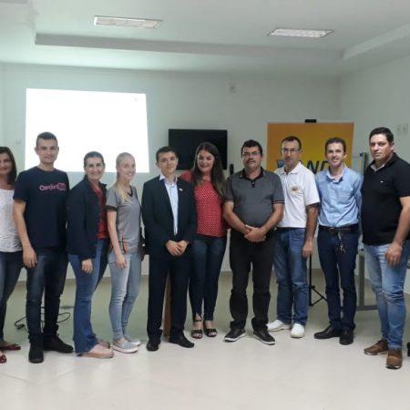Reunião mensal do NDL Barra