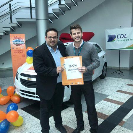 CDL realiza o último sorteio da Campanha Rota de Prêmios