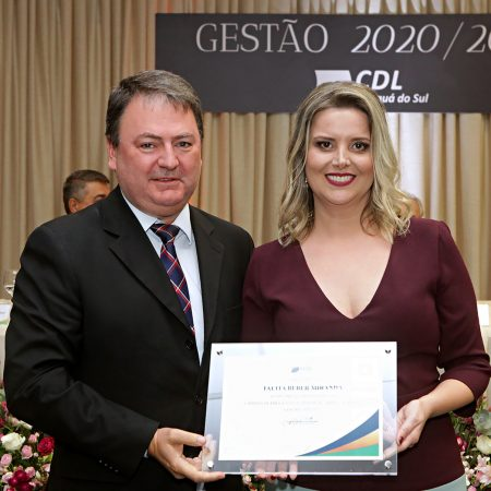 Posse da Nova Diretoria – Gestão 2020/2021