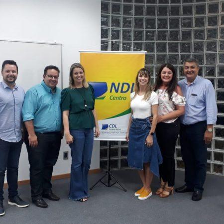 Primeira Reunião do NDL Centro