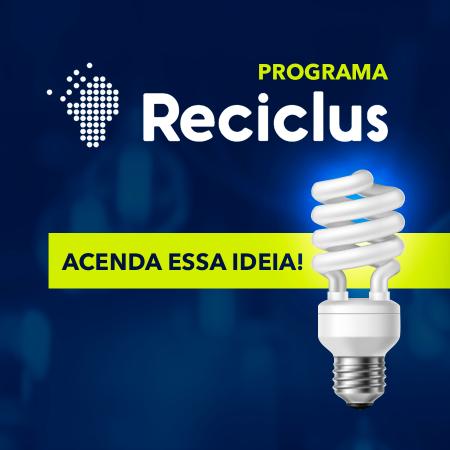 CDL Jaraguá do Sul apoia projeto para descarte correto de lâmpadas fluorescentes