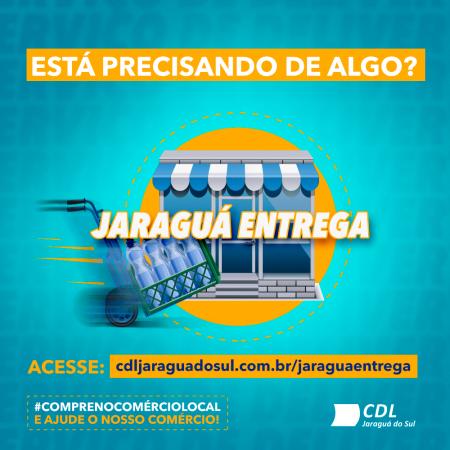 Cadastre a sua empresa no Jaraguá Entrega
