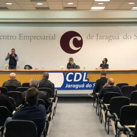 CDL de Jaraguá do Sul realiza Assembleia Geral Extraordinária